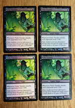 Mtg X4 PULSE TRACKER Worldwake 4 FOIL Magic the Gathering MINT / NM Cards - $11.64