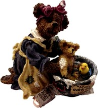 Boyds Bears, Momma with Baby Taylor Rub-A-Dub-Dub, 2000 #227747, FIRST E... - $24.95