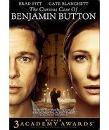 The Curious Case of Benjamin Button (DVD, 2009) - $7.00