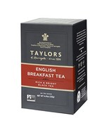 Taylors of Harrogate English Breakfast, 50 Teabags Pack of 6 - $32.21