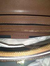 New Calvin Klein Snake Lock Shoulder Bag python-print crossbody H9DES9ZF $248.00 image 8