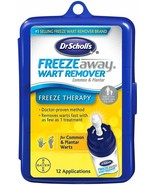 Dr. Scholl's FreezeAway Wart Remover, 12 Applications // Doctor-Proven T... - £18.70 GBP
