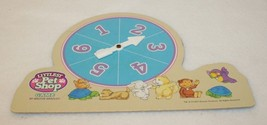 Littlest Pet Shop Fun Matching Game Replace Game Spinner VTG 1993 Milton... - $9.95