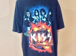 Kiss Tour Concert T-Shirt  XL - $25.00
