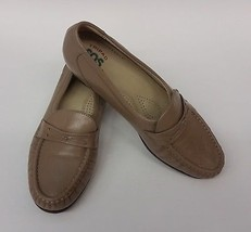 SAS Shoes Loafers Beige Tripad Comfort Foot Bed USA Womens Size 8.5 M - $69.26