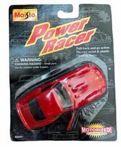 Maisto 1996 Power Racer Ferrari 250 GTO Red Pull Back DieCast Collectibl... - $19.77