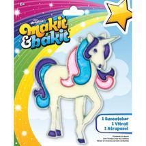 Makit & Bakit Suncatcher Kit-Glitter Unicorn (Pack of 6) - $46.92