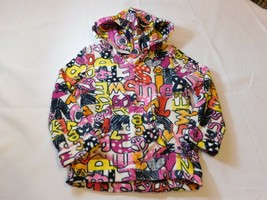 The Children's Place Girl's Long Sleeve Fleece Hoodie Pink Multi Size Variations - $13.49