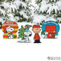 Peanuts? Christmas Yard Stakes - $31.23