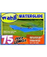 Wahii WaterSlide 75' x 12' - World's Biggest Backyard Lawn Water Slide - $312.00