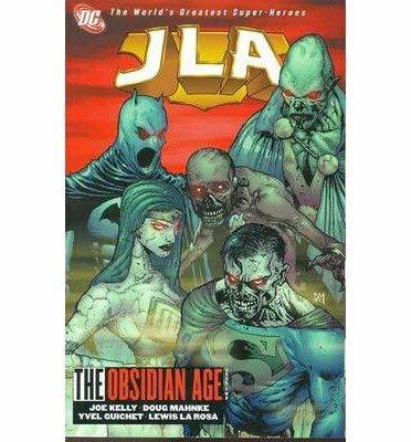 JLA: The Obsidian Age Vol 12, Book Two (Justice League (DC Comics) (paperback))