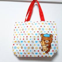 Limited Edition Rilakkuma Tote Bag Japan Kawaii Tokyo Sanrio - $23.00