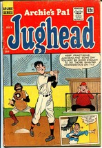 Archie's Pal Jughead #110 1964-MLJ-Betty-Veronica-baseball cover-VG - $43.46