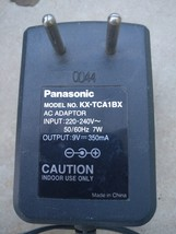 Panasonic-KX-TCA18X-AC-Adapter-9V-350mA with EU plug 220V input voltage - $4.90