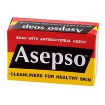 ASEPSO BAR SOAP 80G.(1PCS) - $7.48