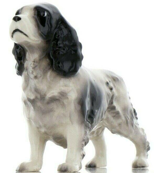 Hagen Renaker Pedigree Dog Cocker Spaniel Large Ceramic Figurine