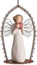 Willow Tree Angel of The Heart Trellis Ornament - $35.99