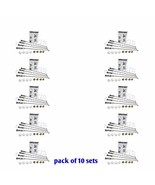10 SETS of Whirlpool W10780048 Suspension Rods P/N W10349193 PS3418737 P... - $191.05