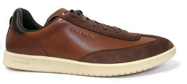 COLE HAAN GrandPrø Turf Men's British Tan Leather Sneaker, #C29166 - $79.99