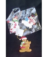 Christmas Tree Ornament Trio - $6.00