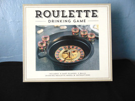 Roulette Drinking Game 9 Piece Set - $12.00