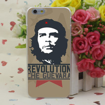 Che Guevara Case Cover For Iphone 5 6 7 8 Plus X 10 Cuba Revolution Red ... - $10.99