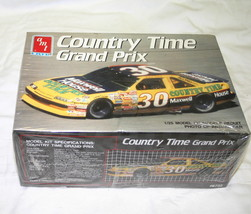 "Vintage AMT ""Country Time"" Grand Prix Racing Car Model (1990) - $25.25"