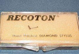 RECOTON 370D PHONOGRAPH RECORD PLAYER NEEDLE STYLUS for MARKEL PLAYMASTER 150-D1 image 4
