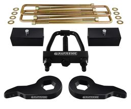 """For 88-99 Level Lift Kit 3"""" + 1"""" Chevy K3500 4X4 + Torsion Tool - $265.95"""