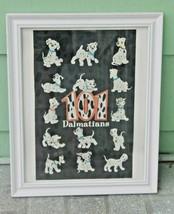Walt Disney 101 DALMATIANS rare Puppys  Art Print Poster - $23.76