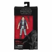 Star Wars The Black Series Episode 8 The last Jedi General Leia Organa, ... - $18.86