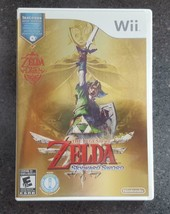 Legend of Zelda Skyward Sword (Nintendo Wii, 2011) Complete in Box w/ Mu... - $45.00