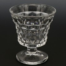 Fostoria American Crystal Goblet 4 1/2 OZ Oyster Cocktail