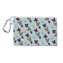 Snack Goals Disney Parks Inspired Canvas Zip Pouch - $14.99+