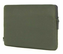 "NEW Incase Compact Sleeve 15"" MacBook Pro Retina/Thunderbolt 3 Olive Green Nylon"