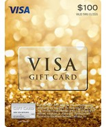 VISA GIFT CARD Certificate $100 Grocery Retail Gas Station Store On Line... - $140.00
