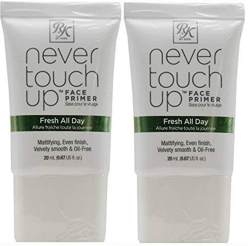 Primary image for RK Never Touch Up Fresh All Day FACE PRIMER (0.67 fl oz/20 ml) Each (PACK OF 2)