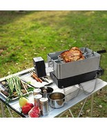 Onlyfire Rotisserie Kit Fits for Weber Go Anywhere Charcoal Barbecue Gri... - $799.99