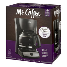 Mr. Coffee 12-Cup Switch Coffee Maker, CG12 - $32.12