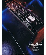 ORIGINAL Vintage 1972 Gretsch Sho Bud Amps Catalog - $39.59