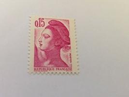 France Definitive Liberte' 0.15  mnh 1982 - $0.95