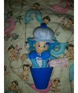 Little Miss Muffin Blueberry Muffin Plush Cupcake Doll Blue Jay At Play ... - $15.63