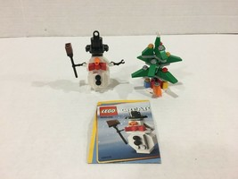 Lego 30008 Snowman and 30009 Christmas Tree FREE Shipping! - $14.84
