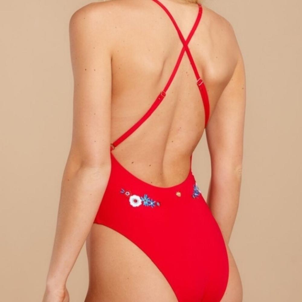 Juicy Couture ladies bathing suit