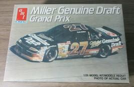 AMT 1:24 Scale Model Kit New Old Stock Sealed Miller Genuine Draft Grand... - $12.86