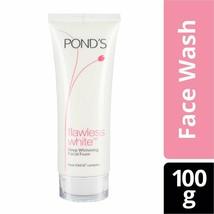 Ponds Flawless White Deep Whitening Facial Foam (100gm)  FREE SHIP - $10.40