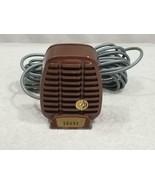 Vintage Shure CR-80D Controllato Reluctance Harp Microfono Gratuito USA ... - $150.01