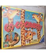 Discovery Toys GO-GO-GIRAFFE! Board Game 1997 Ravensburger  - $59.99