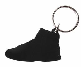 Good Wood NYC Raptor 7 Sneaker Keychain Blk/Red/Blue VII Shoe Key Ring Key Fob image 2