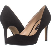 Nine West Dylan Classic Pumps 072, Black Suede, 7 US - €30,21 EUR